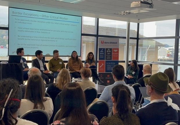 Insights from our Panel: Immigration Changes and the Future for Employers & Recruiters Preview