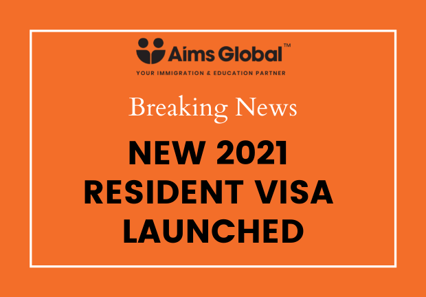 New 2021 Resident Visa - Eligibility & Requirements